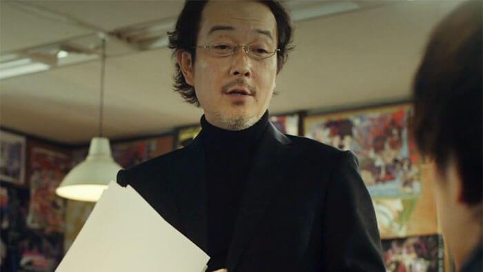 佐々木編集長