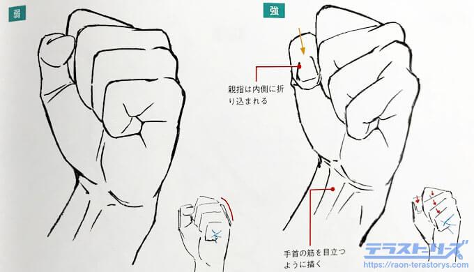 加々美高浩が全力で教える手の描き方06