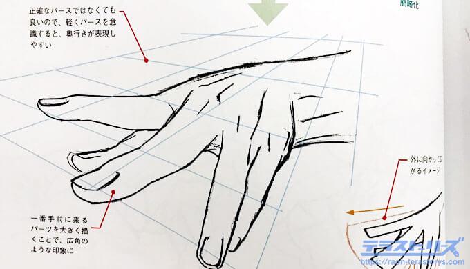 加々美高浩が全力で教える手の描き方08